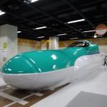 北海道新幹線の実物モデルも!交通・力学コーナーリニューアルオープン紹介! 青少年科学館|札幌