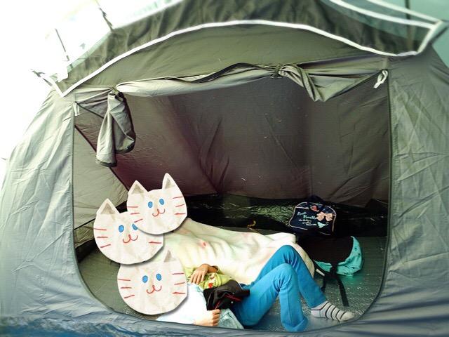 一部屋は小さな子ども3人なら一緒に寝れる広さ!