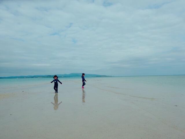 幻の島「浜島」へ上陸