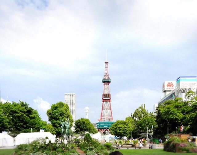 札幌大通公園では季節ごとのイベントも楽しい!