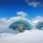 「アイスヒルズホテルin当別」で氷のホテルを体験、氷の世界はまるでアート!