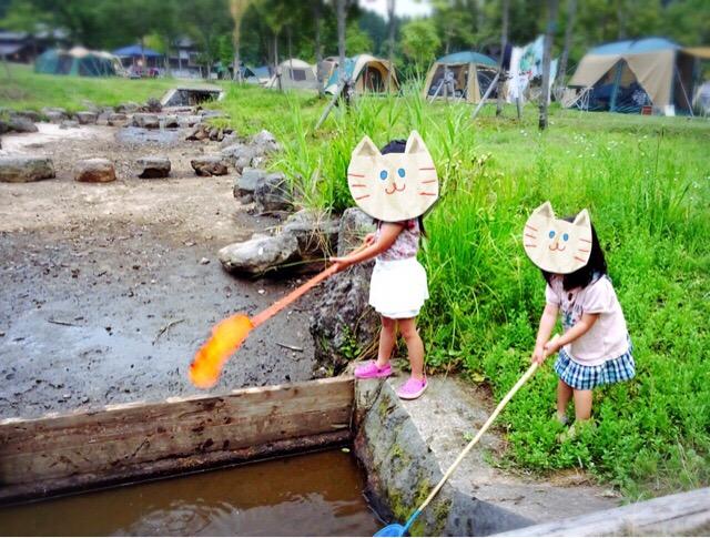 水遊びの水が枯れていたり…素敵なキャンプ場なのにマイナスポイントも!