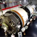 宇宙好き集合!苫小牧科学センターは宇宙ステーション「ミール」の展示にプラネタリウムもすべて無料!