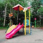 豊平公園の遊具紹介!緑のセンターも新オープン|札幌
