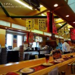 釧路で人気の回転寿司「まつりや」へ!子連れに優しいお店 |釧路