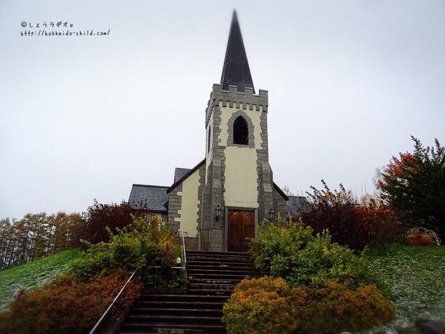 美しい外観の聖マーガレット教会