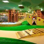 旭川市「もりもりパーク」は無料とは思えないほどすごい遊び場!木製遊具が気持ちいい