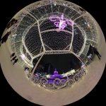 2016さっぽろホワイトイルミネーションを360°(全天球)カメラで撮影!宝石箱のような美しいイルミネーションの世界へ