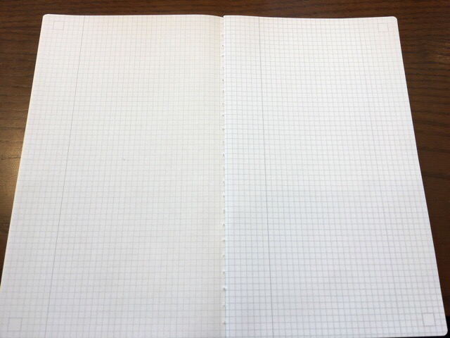 IDEAは方眼のメモ帳