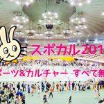 『スポカル』はスポーツ&カルチャーを無料体験できるイベント!つどーむ開催もあり 札幌
