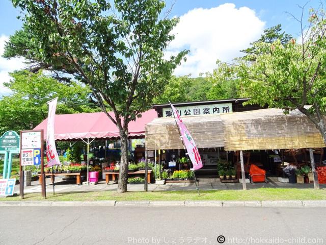 栗山公園 売店