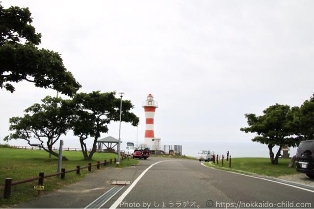 初山別の灯台
