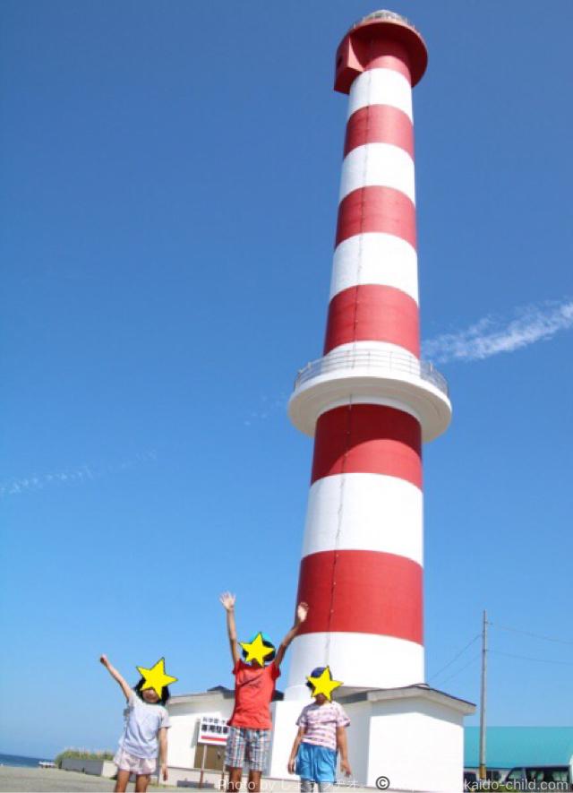ノシャップ岬の灯台