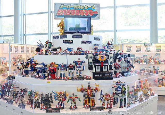 おもちゃのまち バンダイミュージアム