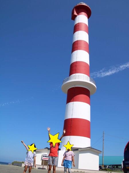 ノシャップ岬 稚内灯台