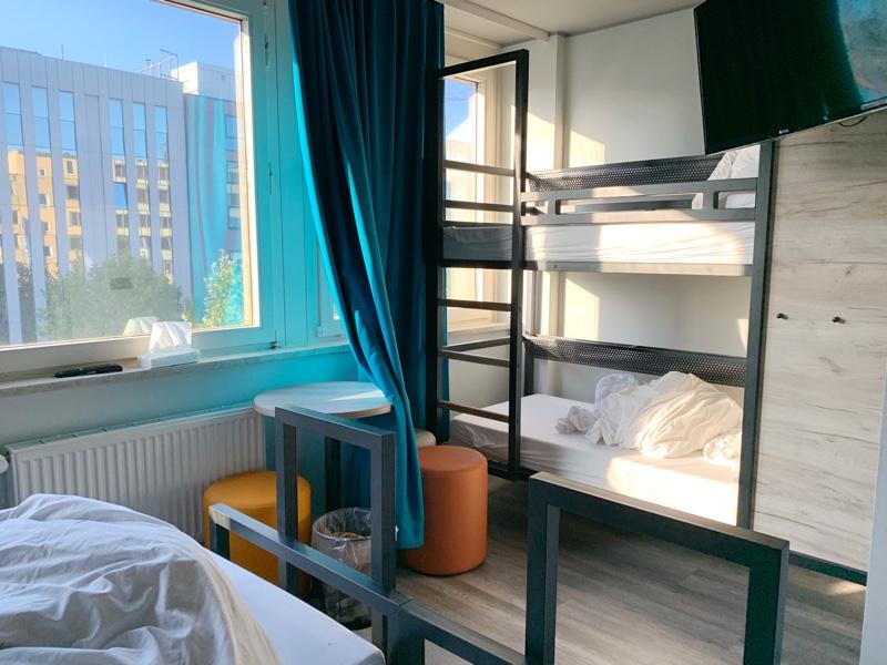 とてもきれいな部屋!