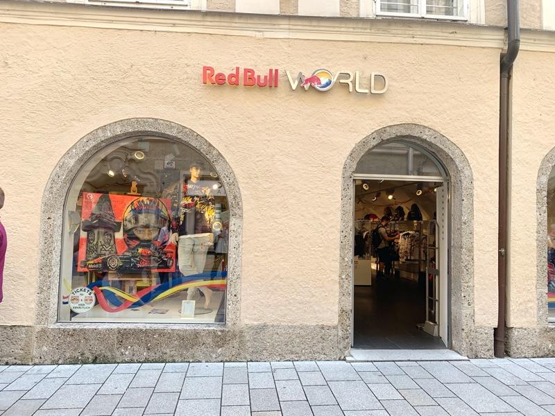 Red Bullはオーストリアが生誕の地