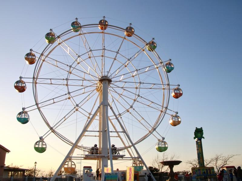 ソレイユの丘は入園無料で一日遊べる公園!