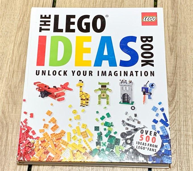 レゴアイディアブック(海外版)