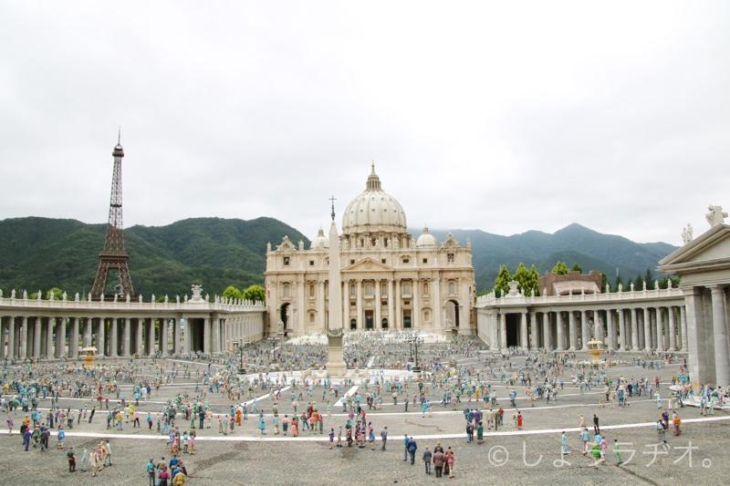 バチカンのサン・ピエトロ大聖堂