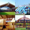 『北海道立オホーツク流氷公園』は屋内外で遊べるすごすぎる公園!入場無料|紋別市