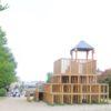 【那須ガーデンアウトレット】の遊具・子どもの遊び場の紹介!水遊びもできる